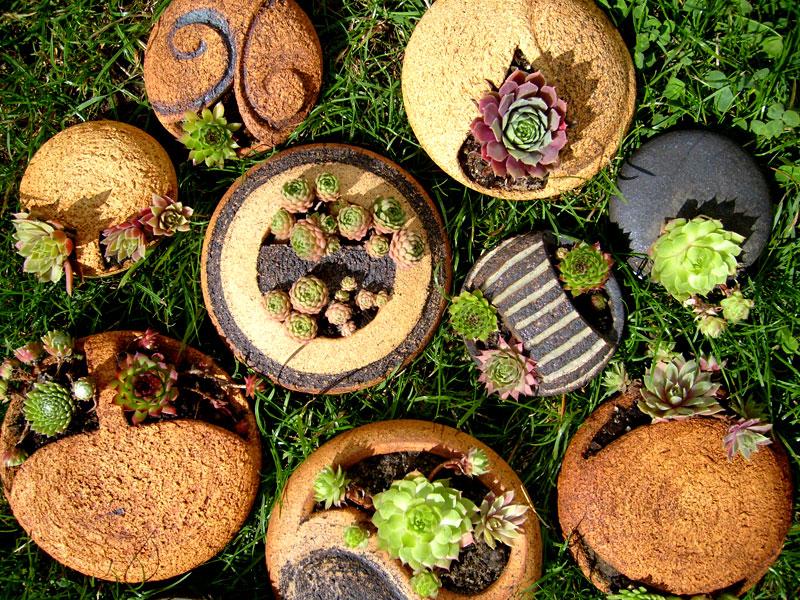 keramik im steigerwald keramik pflanzsteine s7000697. Black Bedroom Furniture Sets. Home Design Ideas